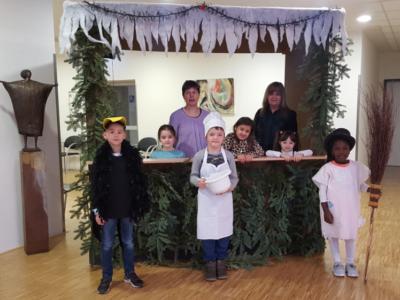 Adventskonzert im St. Elisabeth Krankenhaus Neuwied