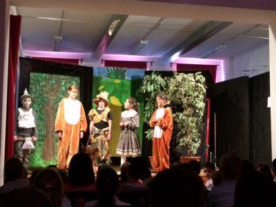 """Theaterstück """"Der Zauberer von Oz"""""""