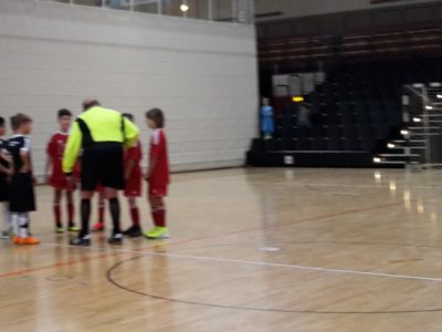 Fußballturnier der Koblenzer Grundschulen